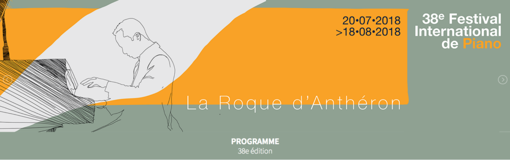 Ray Lema & Laurent de Wilde au Festival de piano de la Roque d'Anthéron