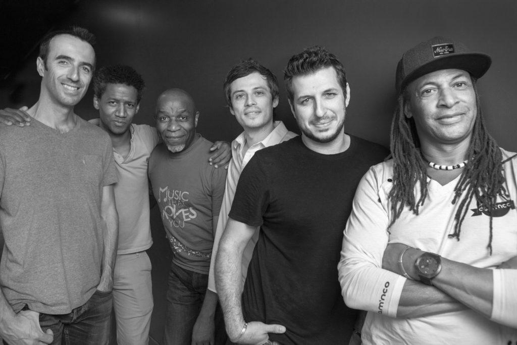 Ray Lema- Enregistrement nouveau projet «Transcendance»