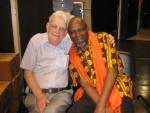 Maestro Cyro Pereira & Ray Lema
