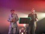 Ballou Canta & Luciana Demingongo @ Saka Saka Orchestra (Grande Synthe - 2012)