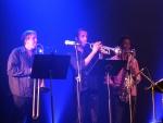 Jerry Edwards, Sylvain Gontard & Irving Acao @ Saka Saka Orchestra (Grande Synthe - 2012)