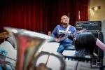 Etienne Mbappe - Ray Lema Quintet & Big Band © Olivier Hoffschir