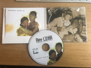 Ray Lema's last record just arrived !